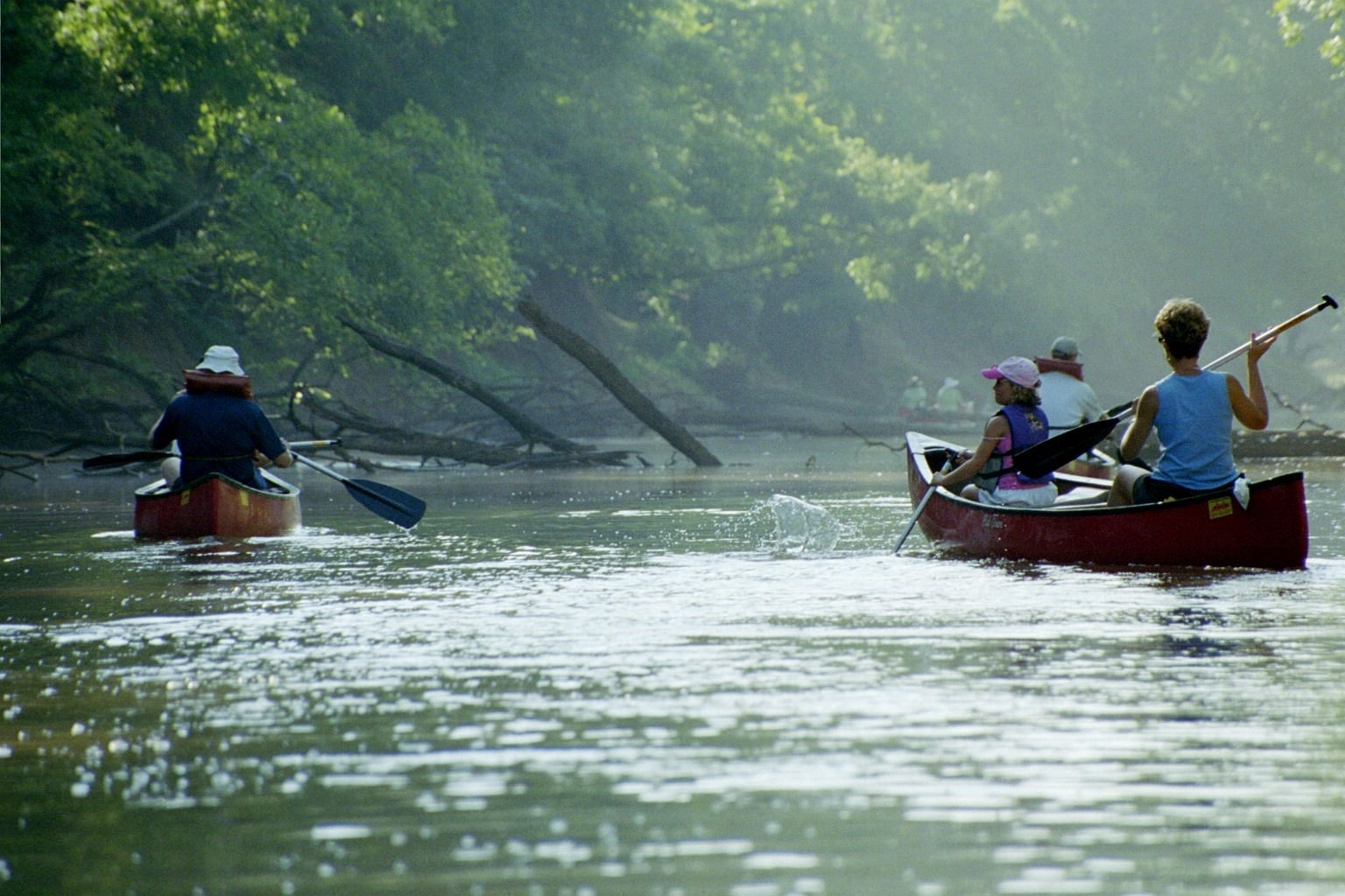 Neches Paddling Trail