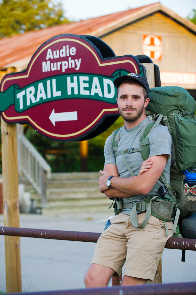 Cameron Dodd, Northeast Texas Hiking Trail