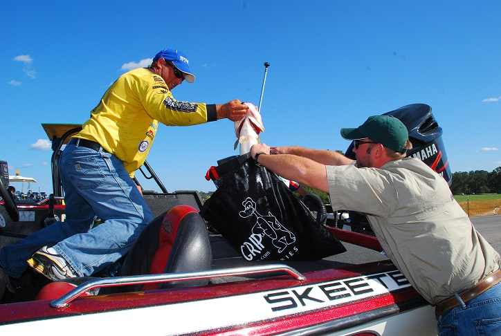 Toyota Texas Bass Classic, Image by Larry Hodge