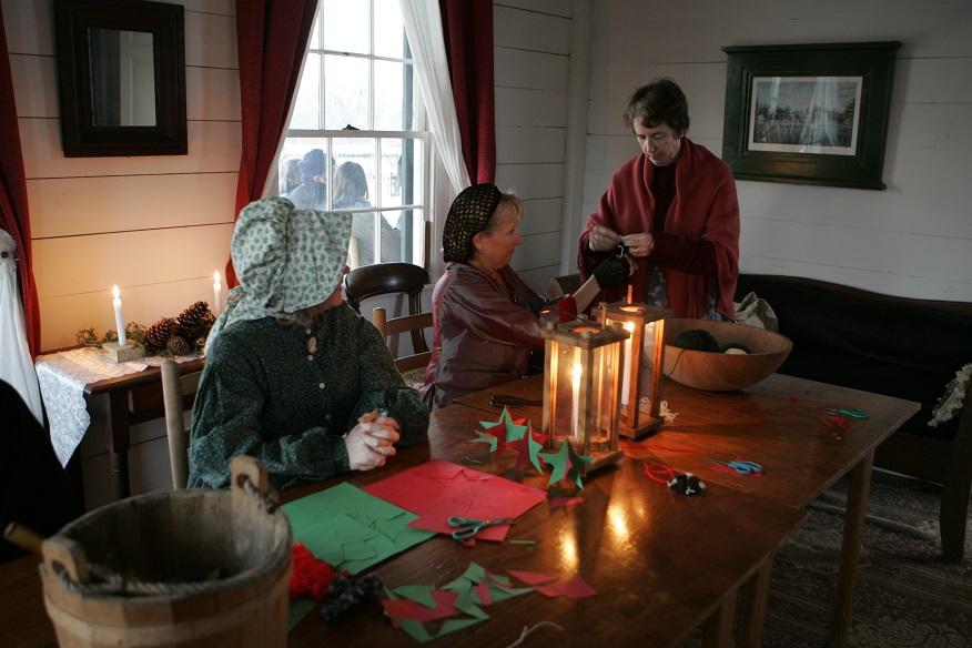 Barrington Farm Christmas
