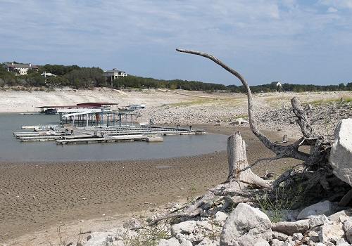 Passport to texas blog archive fishing drought and for Fishing spots in austin