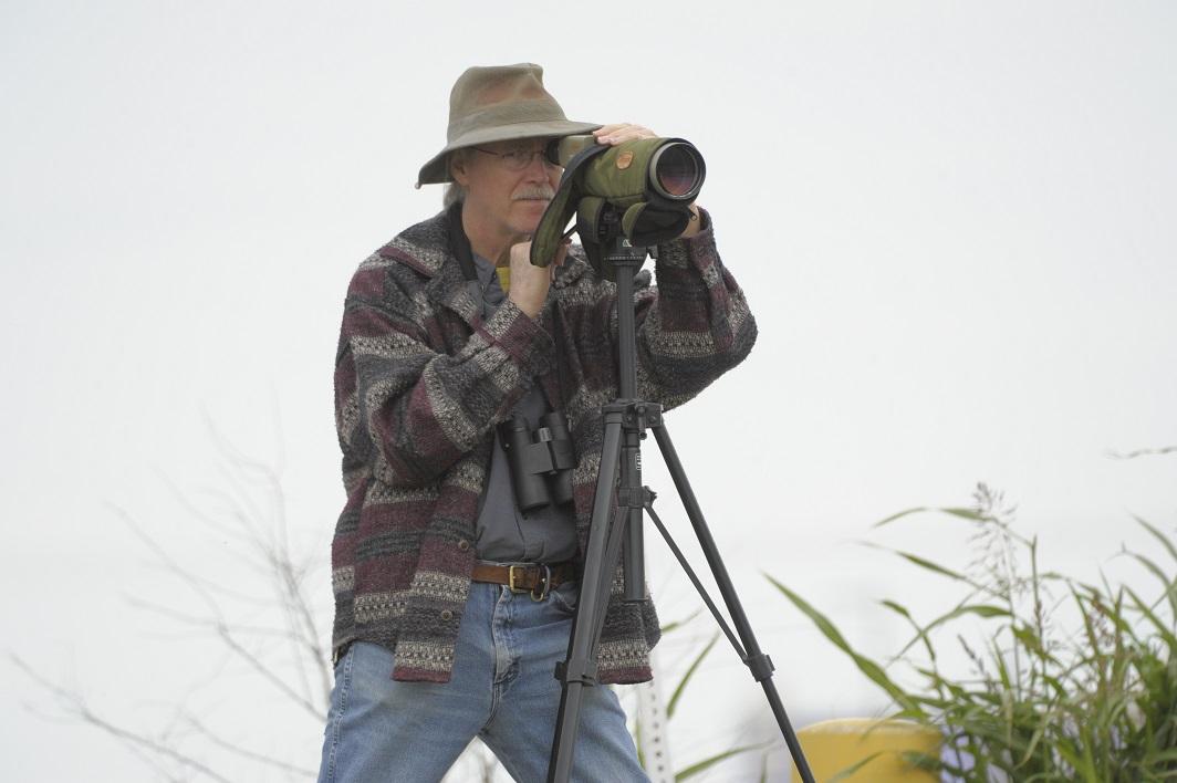 Birding at Hornsby Bend, Austin, Texas