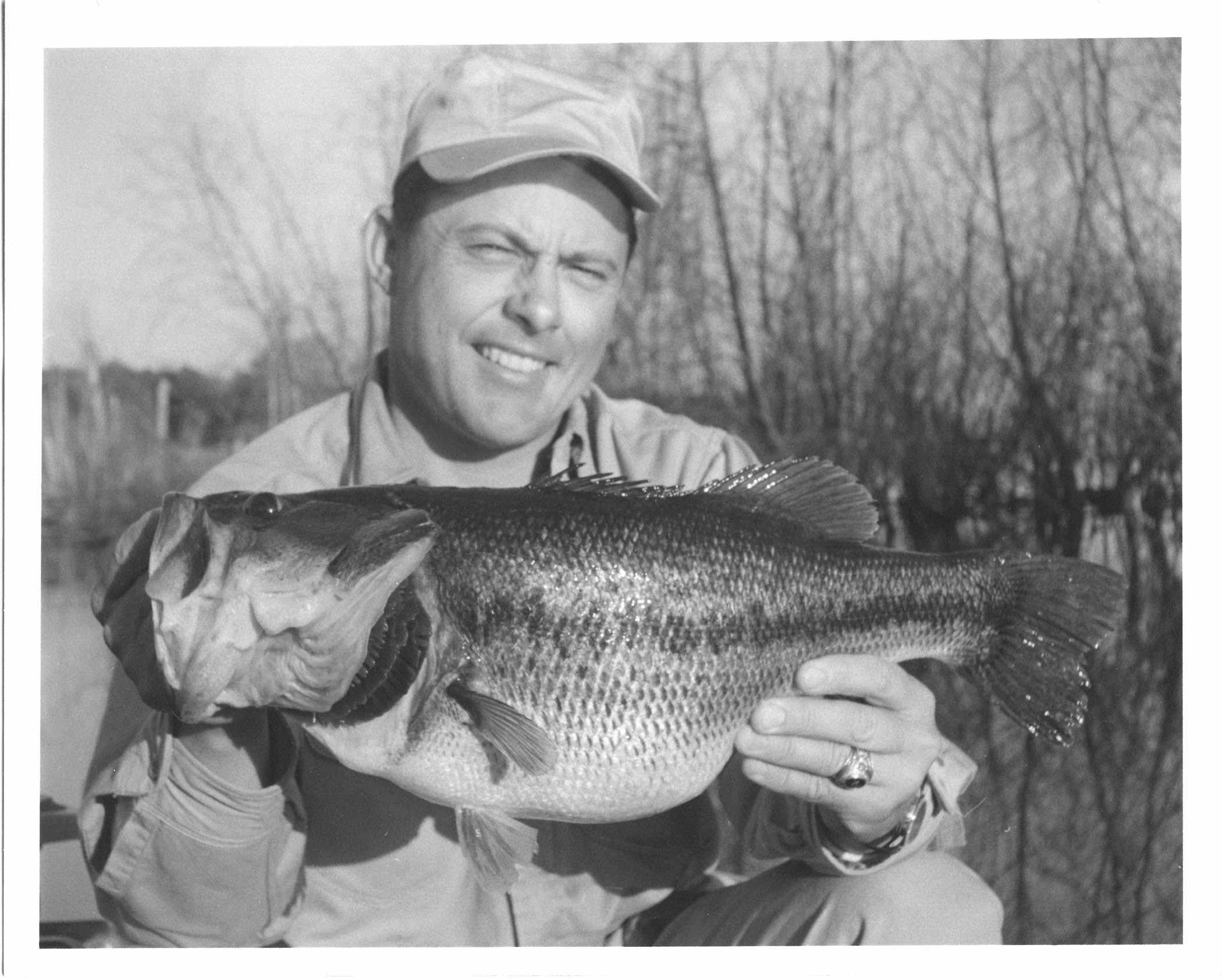 Freshwater Fishing Hall of Fame inductee, Buddy Bradley, photo © Buddy Bradley
