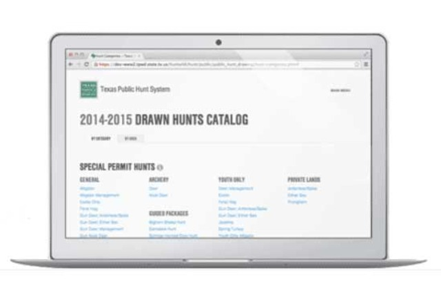 Drawn Hunts Online
