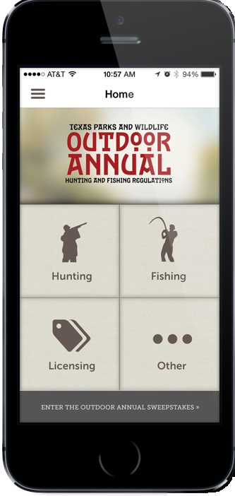 Outdoor Annual goes Mobile