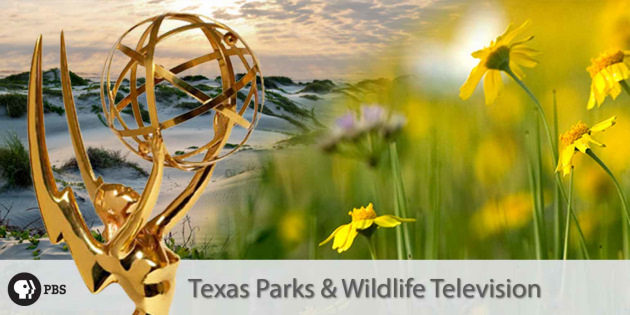 Award Winning Texas parks and Wildlife PBS TV Series