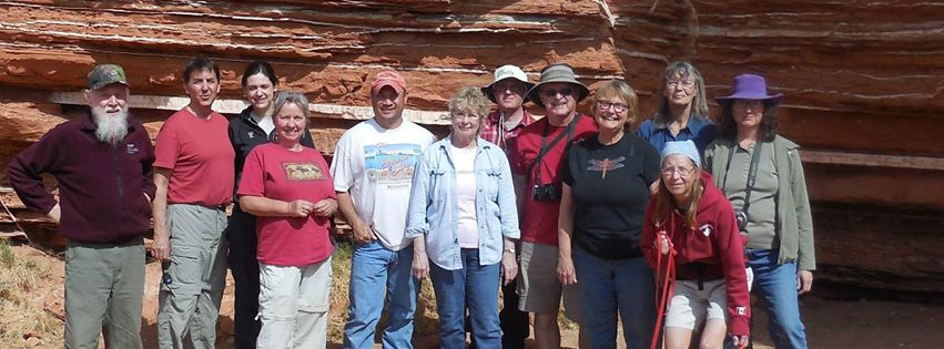 South Plains Chapter Texas Master naturalists from Facebook page.