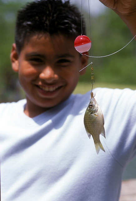 Fishing: Gateway to outdoor obsession.