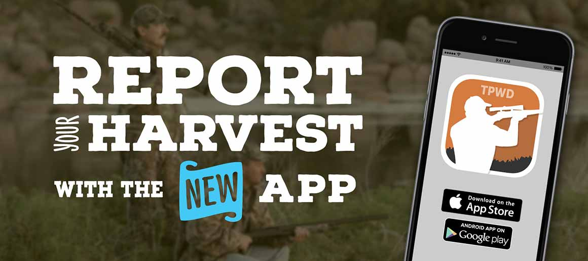 Download the Hunt Harvest APP