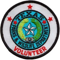 Volunteer with Texas Parks and Wildlife