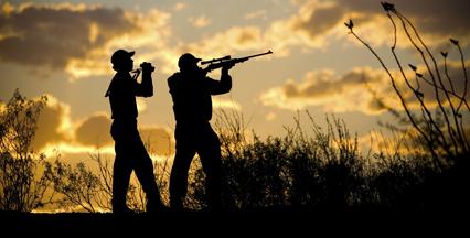 Big Time Texas Hunt at Black Gap WMA