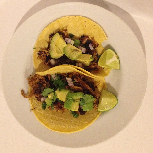 Evin Cooper's Cottontail Carnitas.