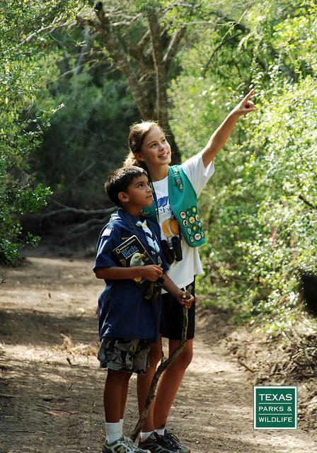 Birding at Resaca De La Palma State Park