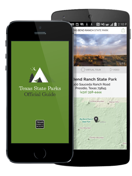 Texas State Parks Official Guide