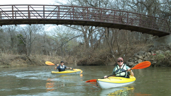 Grand Prairie Paddling Trail
