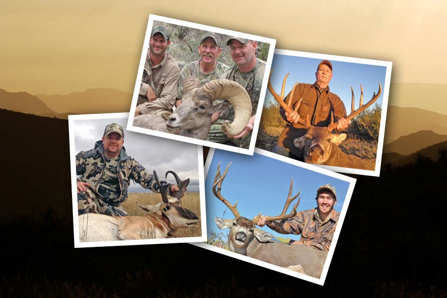 This could be you, if you enter Big Time Texas Hunts.