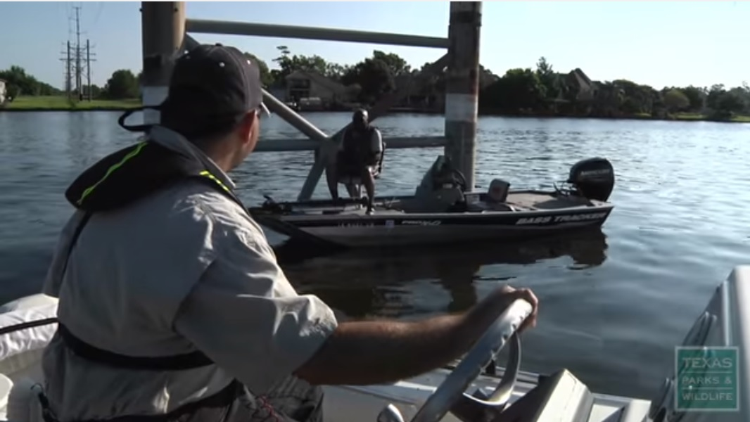 Creel Survey on Lake Conroe