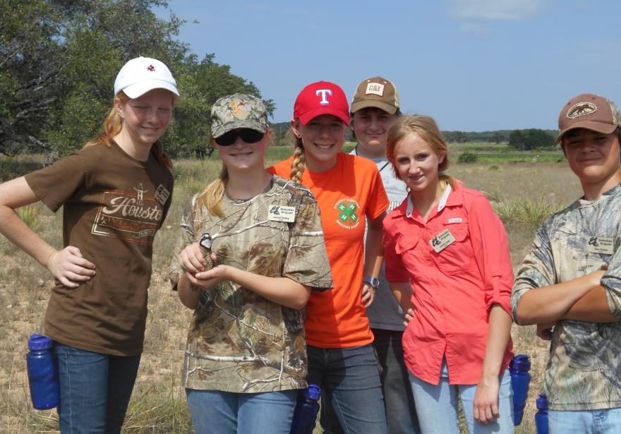 Bobwhite Brigade Cadets. Image: Texasbrigades.org