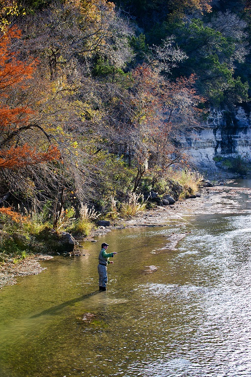 Fly Fishing in Fall (with Reid Whittliff)