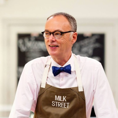 Christopher Kimball, host Milk Street on PBS