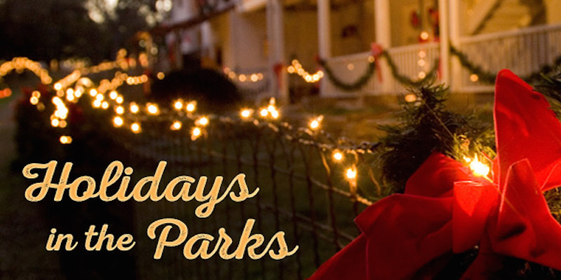 Enjoy a festive holiday season at Texas State Parks
