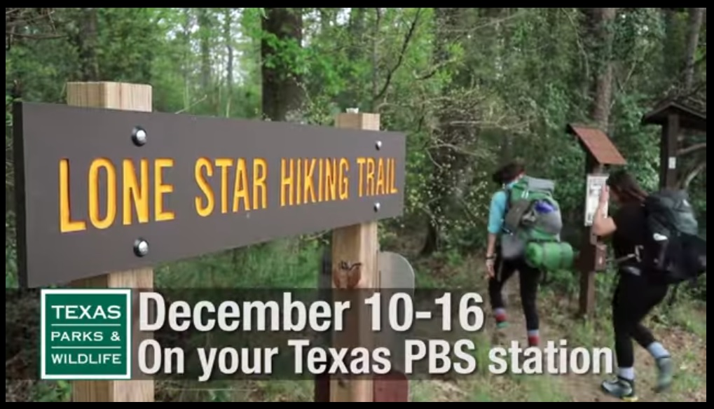 The 100-Mile Hike on TPWD TV on PBS