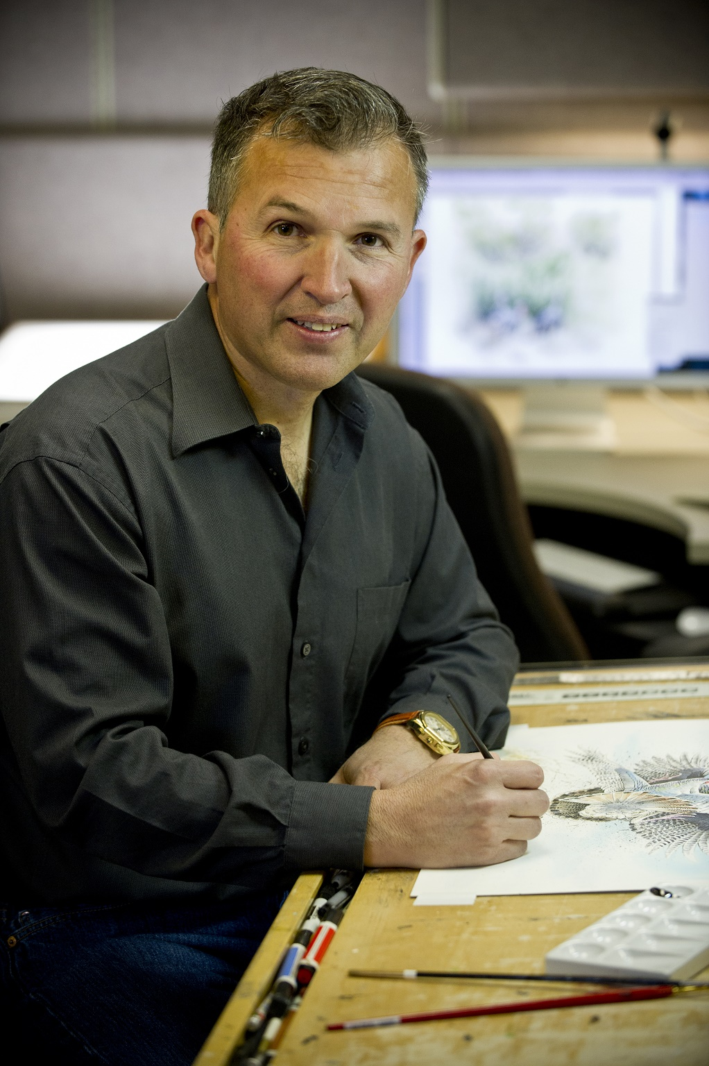 Centennial Artist, Clemente Guzman