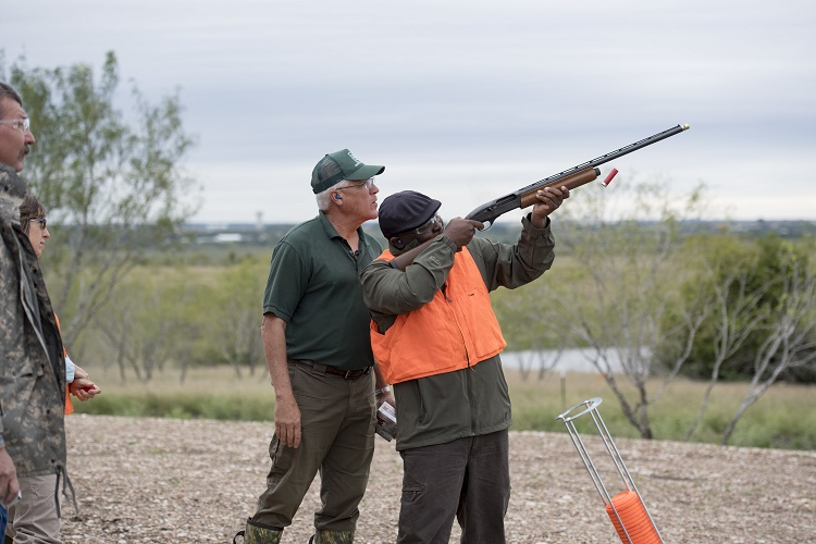 Hunter education with Steve Hall